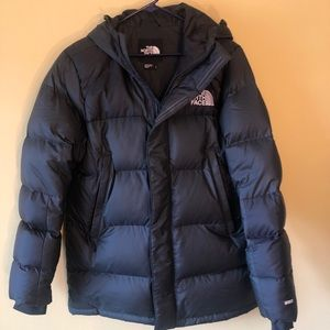 The North Face down jacket SM black PERFECT